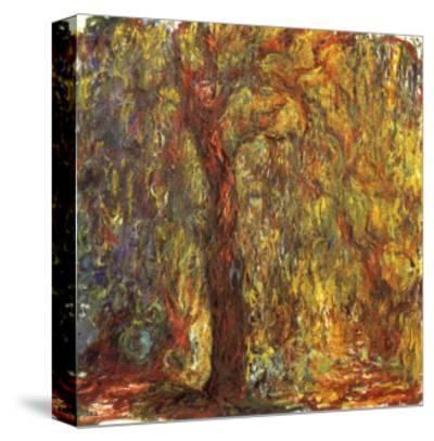 Weeping Willow, 1919-Claude Monet-Stretched Canvas Print