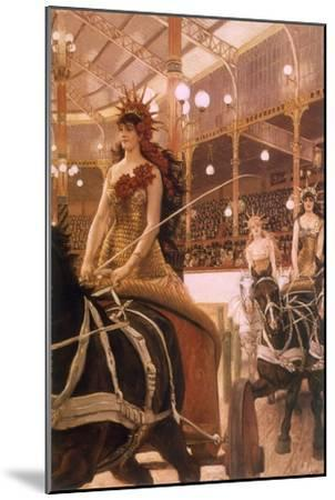 Circus Performers, 1884-James Tissot-Mounted Giclee Print