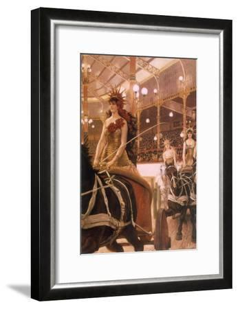 Circus Performers, 1884-James Tissot-Framed Giclee Print