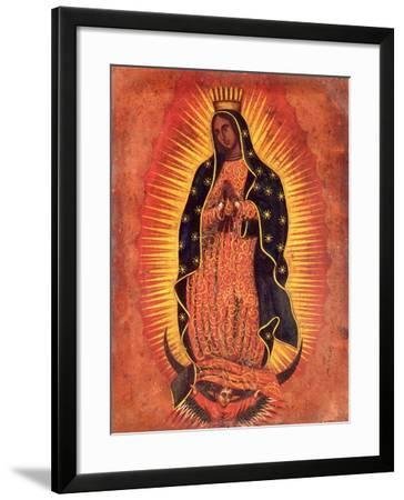 Our Lady of Guadeloupe--Framed Giclee Print