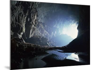 Deer Cave, Mulu National Park, Sarawak, Island of Borneo, Malaysia, Southeast Asia-Richard Ashworth-Mounted Photographic Print