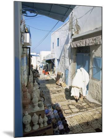 Medina, Sousse, Tunisia, North Africa, Africa-Julia Bayne-Mounted Photographic Print