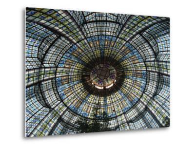 Printemps Department Store, Paris, France, Europe-Charles Bowman-Metal Print