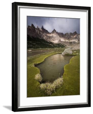 Cerro Catedral, Bariloche, Rio Negro, Argentina, South America-Colin Brynn-Framed Photographic Print