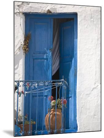 Chora, Mykonos, Cyclades Islands, Greek Islands, Greece, Europe-Angelo Cavalli-Mounted Photographic Print