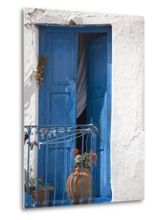 Chora, Mykonos, Cyclades Islands, Greek Islands, Greece, Europe-Angelo Cavalli-Metal Print