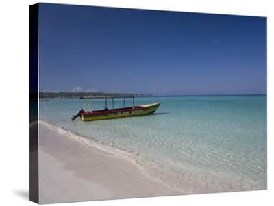 Negril, Jamaica, West Indies, Caribbean, Central America-Angelo Cavalli-Stretched Canvas Print