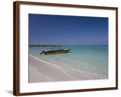 Negril, Jamaica, West Indies, Caribbean, Central America-Angelo Cavalli-Framed Photographic Print