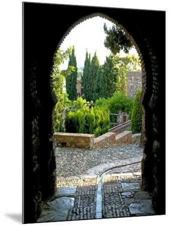 Alcazaba, Malaga, Andalucia, Spain, Europe-Marco Cristofori-Mounted Photographic Print