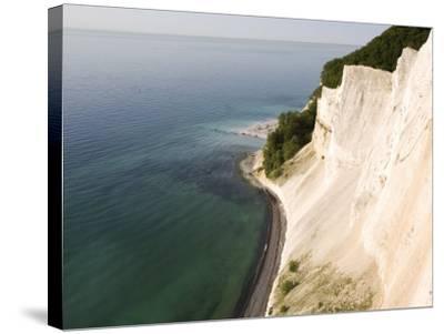 Mons Klint, South Zealand, Denmark, Scandinavia, Europe-Marco Cristofori-Stretched Canvas Print