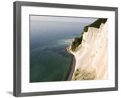 Mons Klint, South Zealand, Denmark, Scandinavia, Europe-Marco Cristofori-Framed Photographic Print