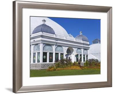 Botanical Gardens, Buffalo, New York State, United States of America, North America-Richard Cummins-Framed Photographic Print