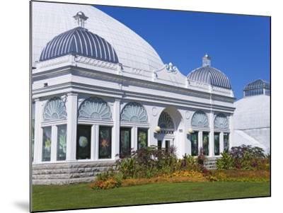Botanical Gardens, Buffalo, New York State, United States of America, North America-Richard Cummins-Mounted Photographic Print