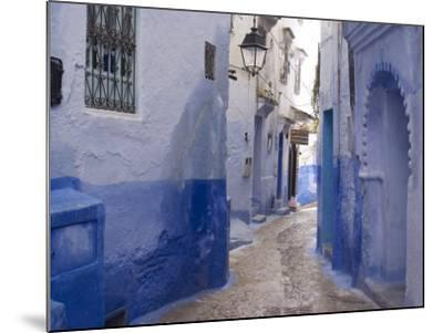 Chefchaouen, Near the Rif Mountains, Morocco, North Africa, Africa-Ethel Davies-Mounted Photographic Print