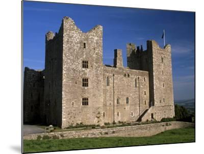 Bolton Castle, Where Mary Stuart Was Imprisoned, Wensleydale, Yorkshire Dales N. Park, England-Patrick Dieudonne-Mounted Photographic Print