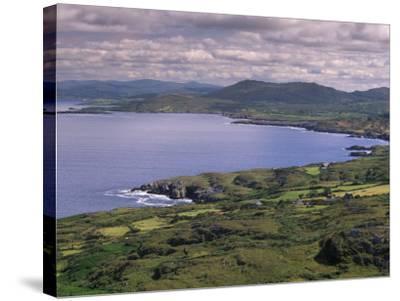 Dunmanus Bay, Mizen Peninsula, County Cork, Munster, Republic of Ireland, Europe-Patrick Dieudonne-Stretched Canvas Print