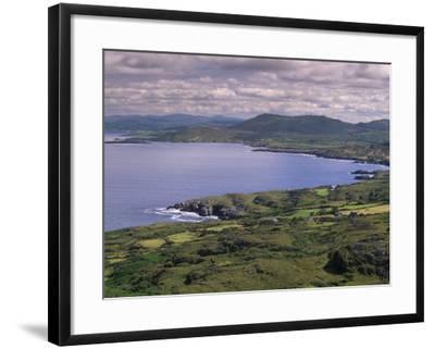 Dunmanus Bay, Mizen Peninsula, County Cork, Munster, Republic of Ireland, Europe-Patrick Dieudonne-Framed Photographic Print