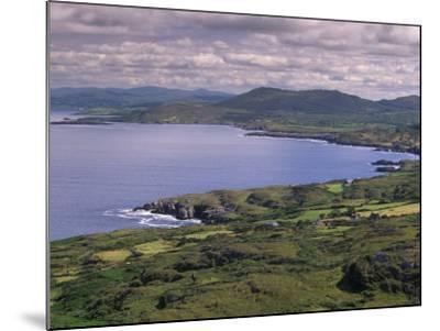 Dunmanus Bay, Mizen Peninsula, County Cork, Munster, Republic of Ireland, Europe-Patrick Dieudonne-Mounted Photographic Print