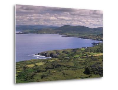 Dunmanus Bay, Mizen Peninsula, County Cork, Munster, Republic of Ireland, Europe-Patrick Dieudonne-Metal Print