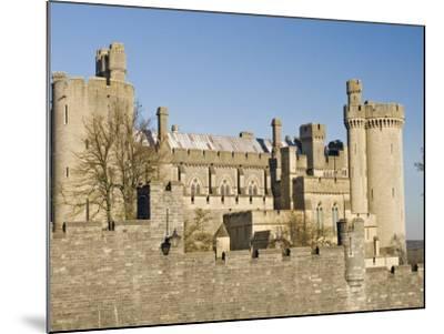 Arundel Castle, Arundel, West Sussex, England, UK-James Emmerson-Mounted Photographic Print