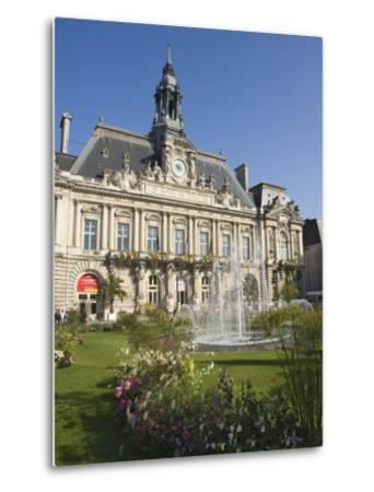 Town Hall in the City of Tours, Indre Et Loire, Loire Valley, Centre, France, Europe-James Emmerson-Metal Print