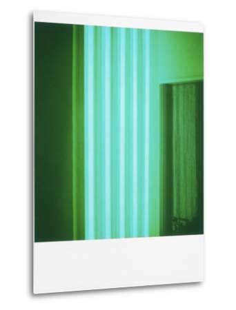 Polaroid, Point Hotel, Edinburgh, Scotland, UK-Lee Frost-Metal Print