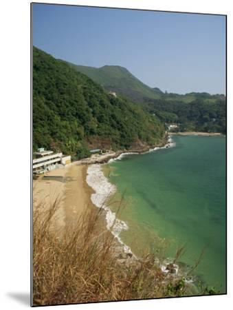 Coastline and Beach at Clearwater Bay in the New Territories, Hong Kong, China Asia-Fraser Hall-Mounted Photographic Print