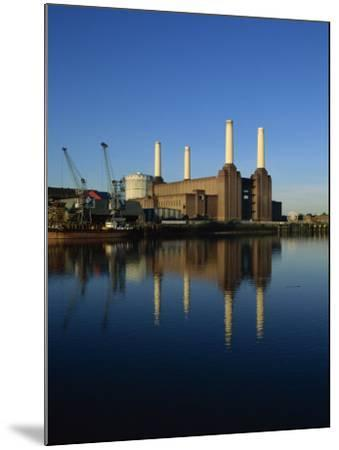 Battersea Power Station, London, England, United Kingdom, Europe-Tim Hall-Mounted Photographic Print