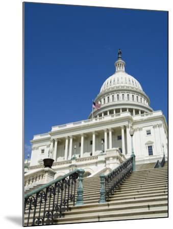 U.S. Capitol Building, Washington D.C., USA-Robert Harding-Mounted Photographic Print
