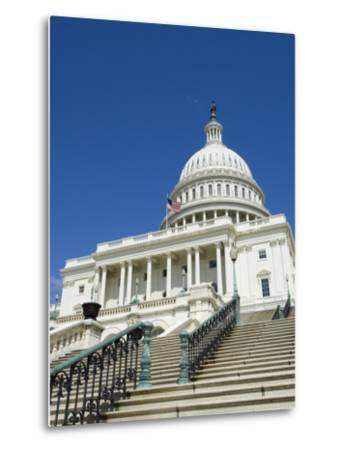 U.S. Capitol Building, Washington D.C., USA-Robert Harding-Metal Print