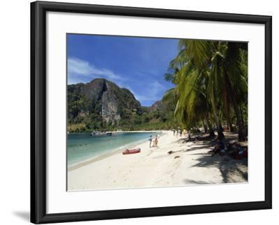 Phi Phi Island, Phuket, Thailand, Southeast Asia-Robert Harding-Framed Photographic Print