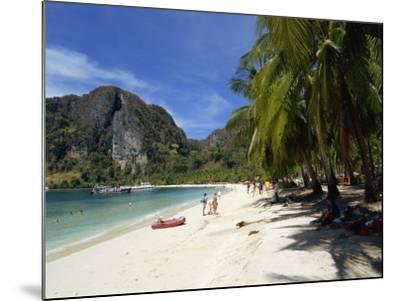 Phi Phi Island, Phuket, Thailand, Southeast Asia-Robert Harding-Mounted Photographic Print