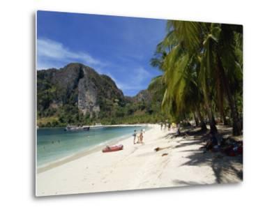 Phi Phi Island, Phuket, Thailand, Southeast Asia-Robert Harding-Metal Print