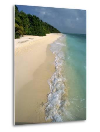 Reethi Rah, Maldive Islands, Indian Ocean-Robert Harding-Metal Print