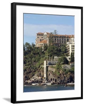 Reid's Hotel, Funchal, Madeira, Portugal, Atlantic, Europe-Harding Robert-Framed Photographic Print