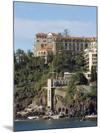 Reid's Hotel, Funchal, Madeira, Portugal, Atlantic, Europe-Harding Robert-Mounted Photographic Print