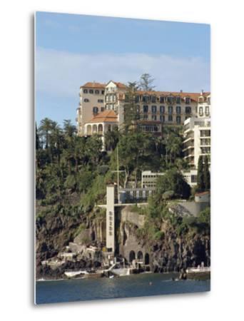 Reid's Hotel, Funchal, Madeira, Portugal, Atlantic, Europe-Harding Robert-Metal Print