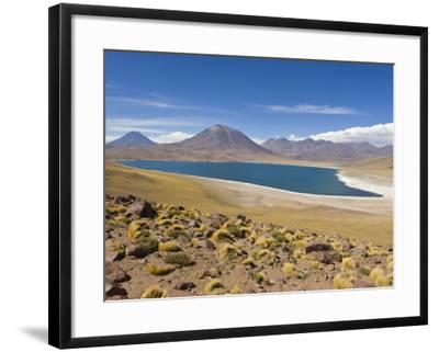 Los Flamencos National Reserve, Atacama Desert, Antofagasta Region, Norte Grande, Chile-Gavin Hellier-Framed Photographic Print