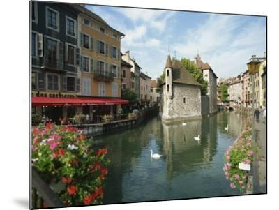 Annecy, Rhone Alpes, France, Europe-Harding Robert-Mounted Photographic Print
