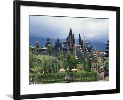 Besakih Temple, Bali, Indonesia, Southeast Asia-Harding Robert-Framed Photographic Print