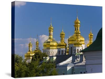Kiev-Pechersk Lavra, Cave Monastery, UNESCO World Heritage Site, Kiev, UKraine, Europe-Gavin Hellier-Stretched Canvas Print
