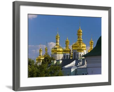 Kiev-Pechersk Lavra, Cave Monastery, UNESCO World Heritage Site, Kiev, UKraine, Europe-Gavin Hellier-Framed Photographic Print