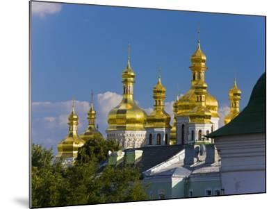 Kiev-Pechersk Lavra, Cave Monastery, UNESCO World Heritage Site, Kiev, UKraine, Europe-Gavin Hellier-Mounted Photographic Print