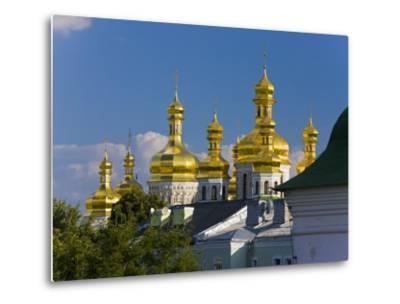 Kiev-Pechersk Lavra, Cave Monastery, UNESCO World Heritage Site, Kiev, UKraine, Europe-Gavin Hellier-Metal Print
