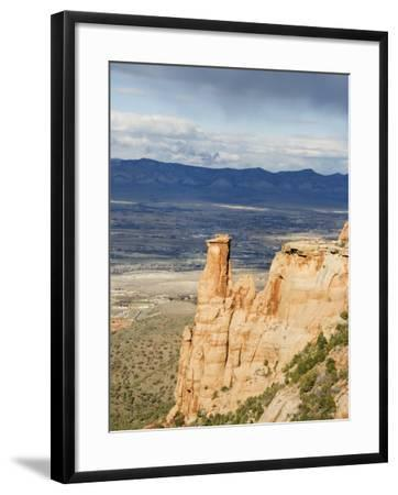 Great Colorado Plateau, Colorado National Monument, Colorado, USA-Kober Christian-Framed Photographic Print