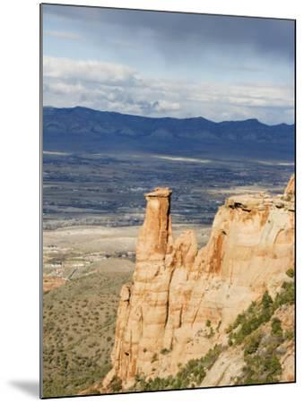 Great Colorado Plateau, Colorado National Monument, Colorado, USA-Kober Christian-Mounted Photographic Print