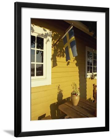 Local Architecture, Kalmar, Sweden, Scandinavia, Europe-Jenner Michael-Framed Photographic Print