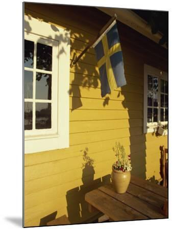 Local Architecture, Kalmar, Sweden, Scandinavia, Europe-Jenner Michael-Mounted Photographic Print