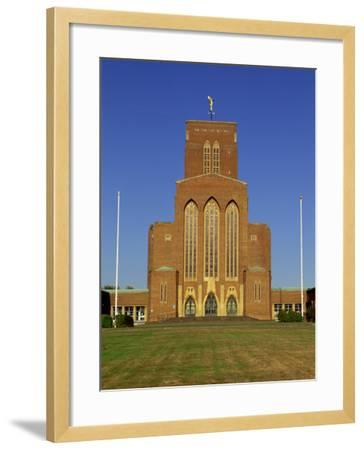 Guildford Cathedral, Guildford, Surrey, England, United Kingdom, Europe-Miller John-Framed Photographic Print