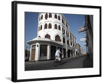 Port Town of Massawa on the Red Sea, Eritrea, Africa-Mcconnell Andrew-Framed Photographic Print